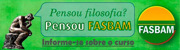Curso de Licenciatura de Filosofia FASBAM